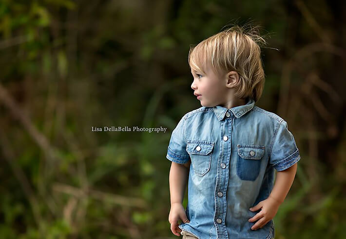 Outdoor Boy Portraits